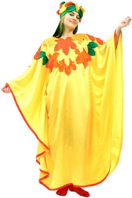 Костюм Осень взрослый vm088 купить в интернет-магазине - My-Karnaval ... 6875bb73c7423