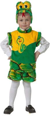 Фото Костюм Змей с рисунком детский