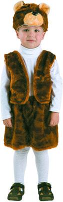 Фото Костюм Медведь Бурый детский