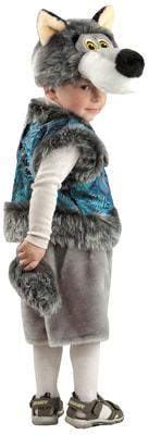 Фото Костюм Серый Волк детский