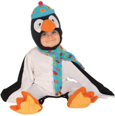 Фото Костюм Малыш-пингвин детский