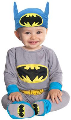 Фото Костюм Крошка Бэтмен детский