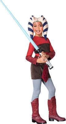 Фото Костюм Асока (Звездные войны) детский