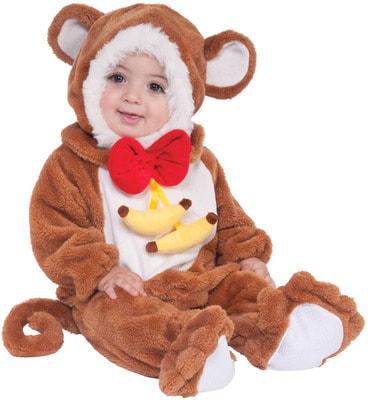 Фото Костюм Малыш-обезьянка детский