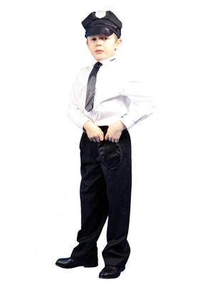 Фото Костюм Полицейский (упрощённый) детский