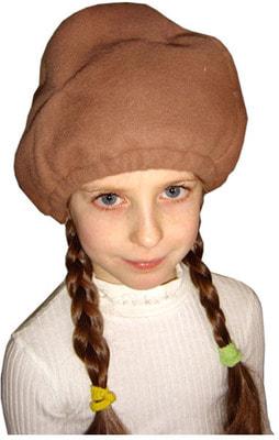 Фото Шапочка картошка детская