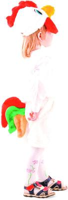 Фото Костюм Петушок белый детский