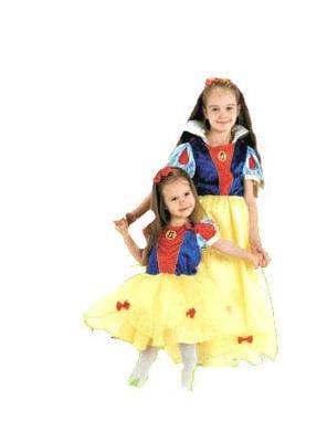 Фото Костюм Принцесса Белоснежка детский