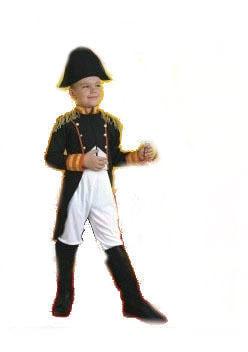Фото Костюм Наполеон детский