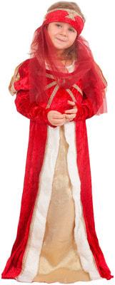 Фото Костюм Джульетта красная детский