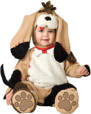 Фото Костюм Крошка-щенок детский