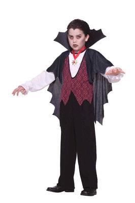 Фото Костюм Вампир детский