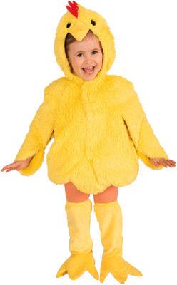 Фото Костюм Желторотый цыпленок детский