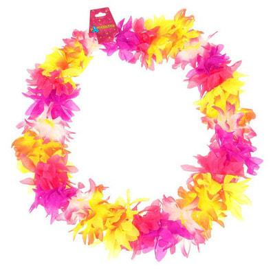 Фото Гавайское ожерелье с лепестками
