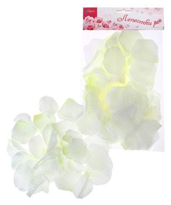 Фото Лепестки роз (лимонный)