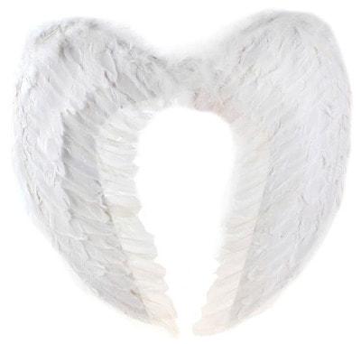 Фото Крылья ангела белые (большие)