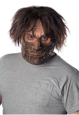 Фото Кожаное лицо в наморднике (Техасская резня бензопилой)