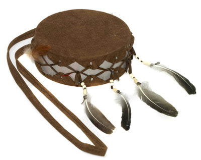 Фото Индейский барабан