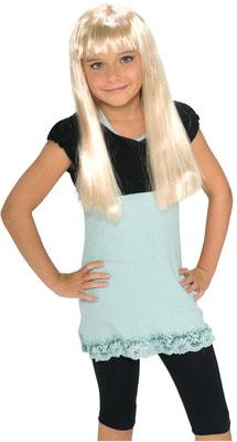Фото Детский парик Блондинка