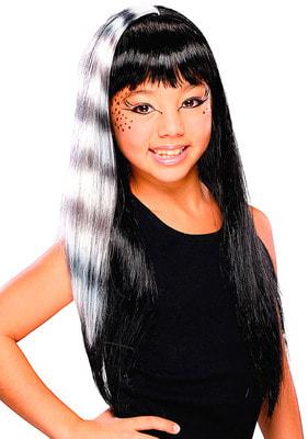 Фото Детский парик Китти Кет (Монстр Хай)
