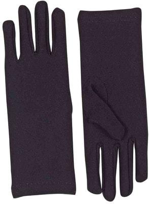 Фото Черные перчатки преступника