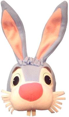 Фото Шапочка кролик детская