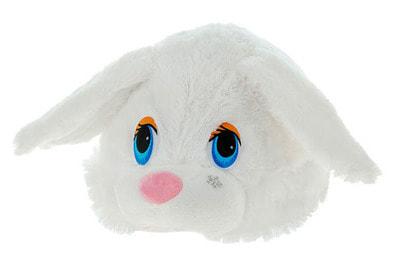 Фото Карнавальная шляпа Заяц белая детская