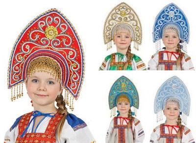 Фото Кокошник Ярославна