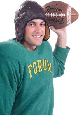 Фото Шлем игрока в регби