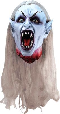 Фото Голова готической вампирши