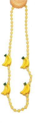 Фото Бусы бананы