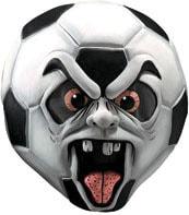 Фото Маска Футбольный мяч