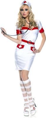 Фото Костюм старшей медсестры взрослый