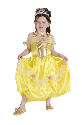Фото Костюм Красавица Белль (Красавица и Чудовище, Дисней) детский