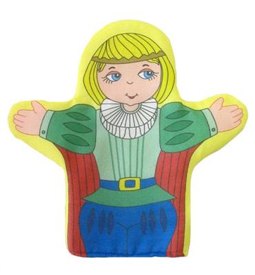 Фото Кукла-рукавичка Принц