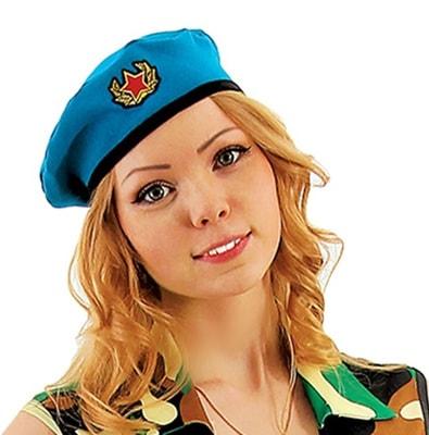 Фото Берет военный