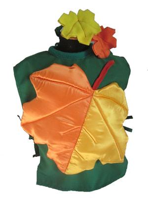 костюм лист