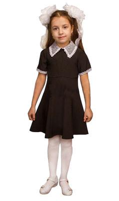 Фото Школьное платье детское