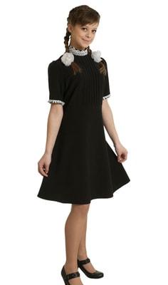 Фото Школьное платье подростковое