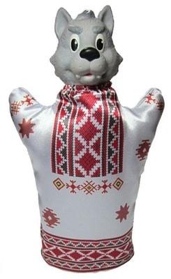 Фото Кукла-перчатка Волк