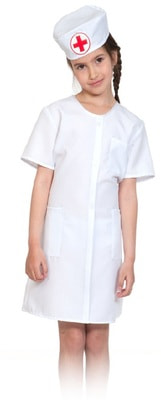 Фото Костюм Медсестра текстиль детский