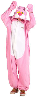 розовая пантера кигуруми
