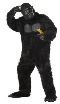 Фото Костюм горилла взрослый (большой размер)