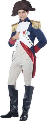 Фото Костюм Наполеон император взрослый