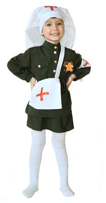 Фото Костюм военный врач детский