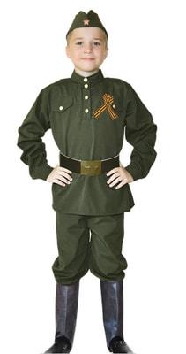 Фото Костюм военная форма для мальчика