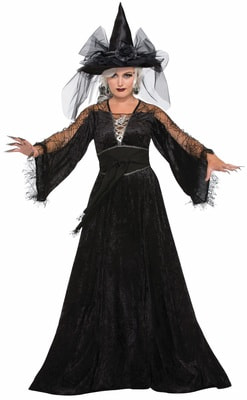 Фото Костюм ведьма заклинательница взрослый