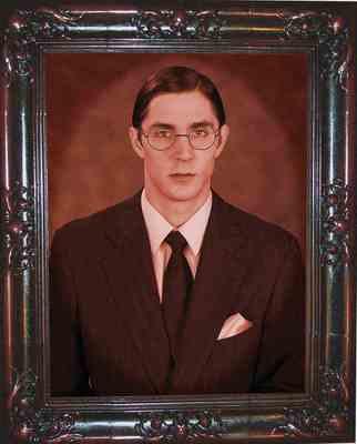 Фото Портрет Джентльмена в очках