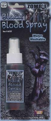 Фото Спрей с кровью зомби