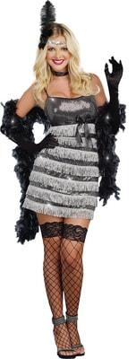 костюм чикаго женский